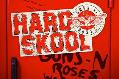 Listen to Guns N' Roses' New Song 'Hard Skool'