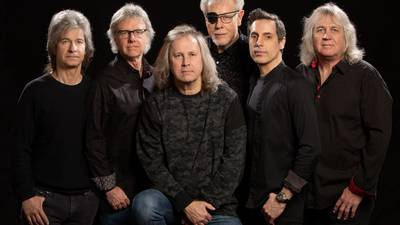 Ethan interviews Richard Williams from the band Kansas
