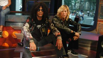 Check Out This Cool Old Guns N' Roses Street Flyer From L.A. in 1986, Before They Hit Big