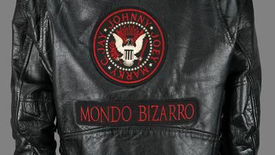 Ramones Auction and Live pics