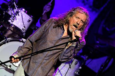 Robert Plant Says His Kids Will Release Unheard Music When He Dies