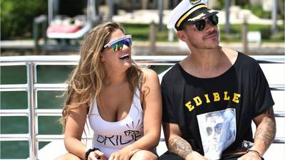 Brittany Cartwright and Jax Taylor reveal sex of their baby