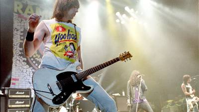 Johnny Ramone's Guitar Used On Every Ramone's Album Goes Up For Auction