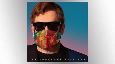 """Elton John premieres his lockdown duet with pop star Charlie Puth, """"After All"""""""