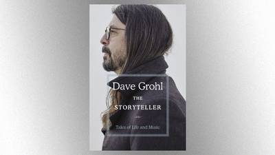 Dave Grohl announces live 'The Storyteller' book tour