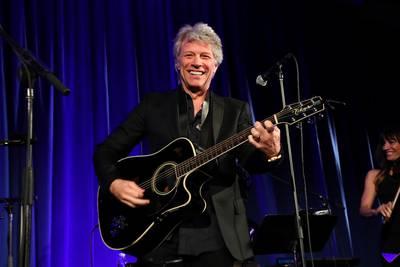 Help Jon Bon Jovi Write a Song